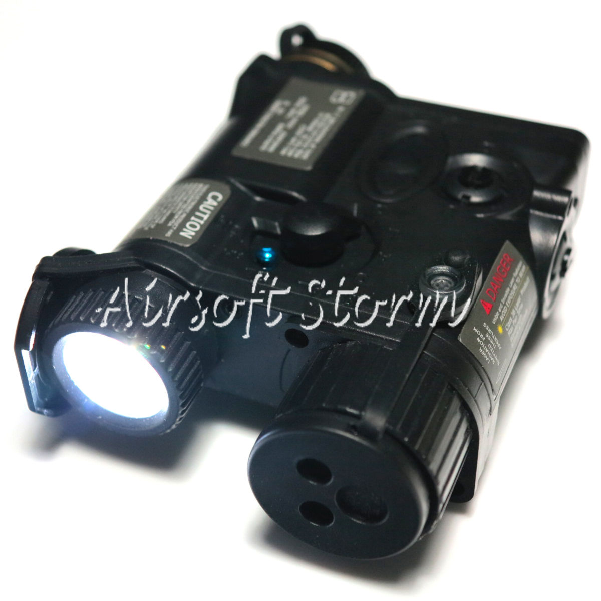 Tactical Gear Element AN/PEQ-16A Pointer Illumunator Aiming Flashlight Black