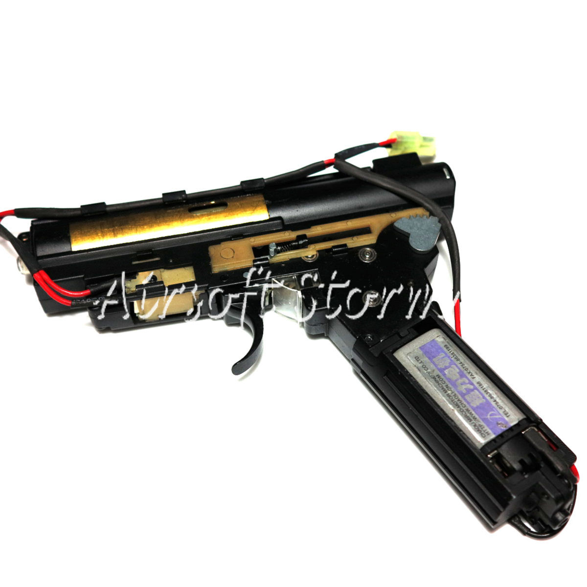 Shooting Gear D-Boys 7mm Complete AK AEG Gearbox Ver.3 with Motor