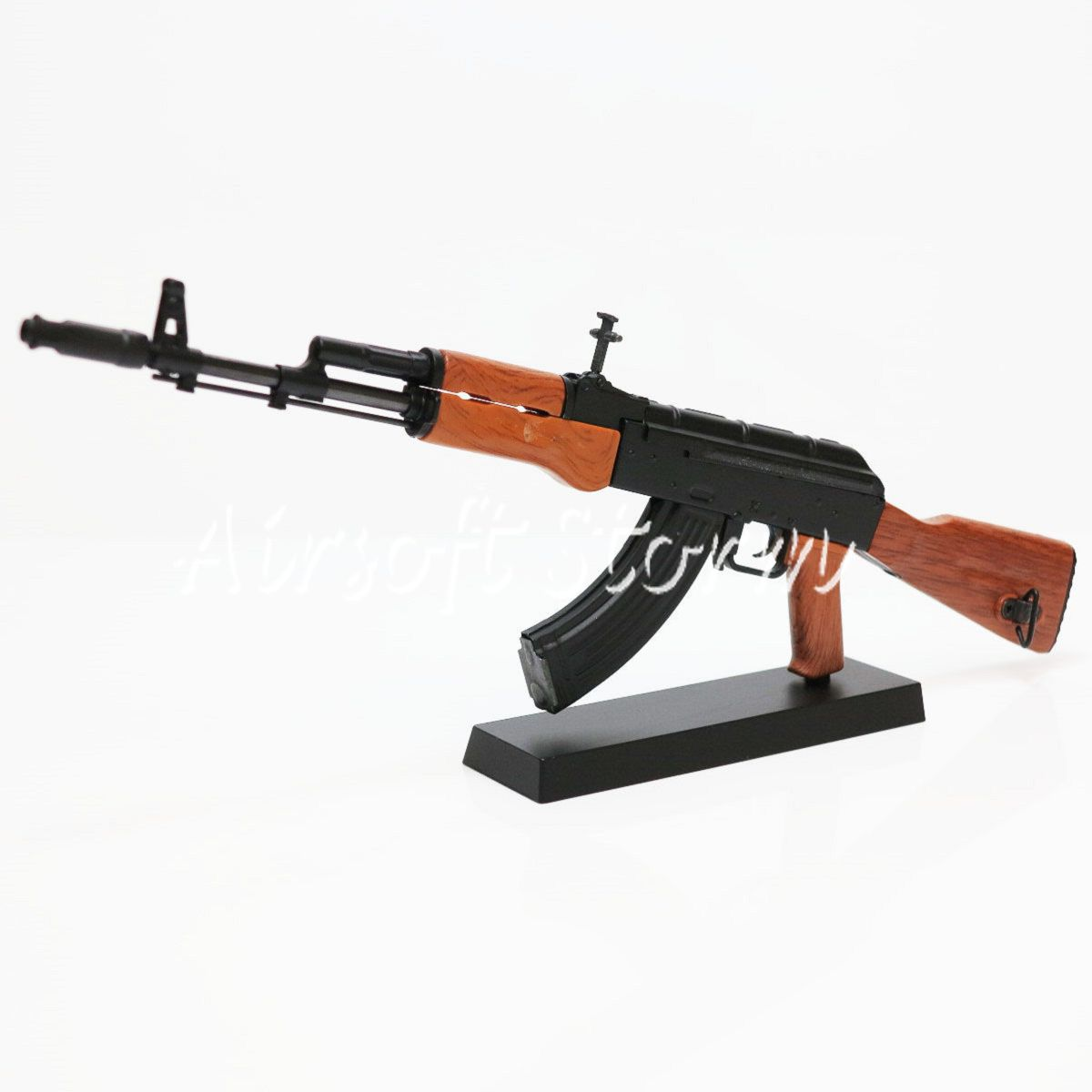 Army Force AF-MC0014 Figure Toy Dummy Model Kit 1:6 AK47 Sniper Rifle Black/Brown